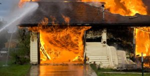 Fire damage restoration and repair NYC