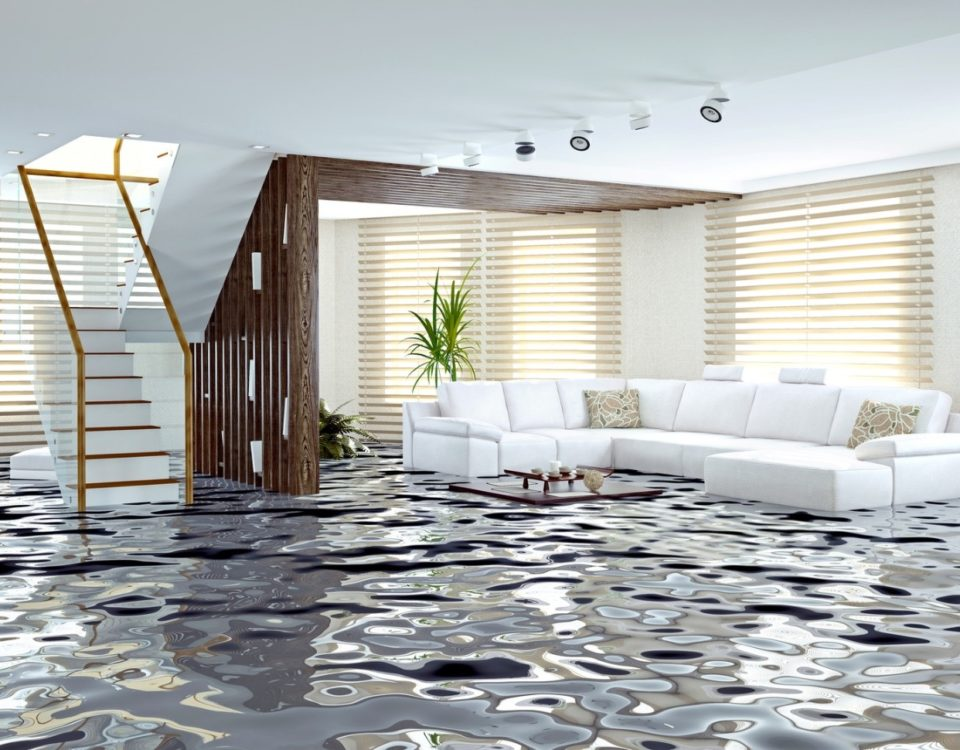 5 Common Causes of Water Damage in Your House
