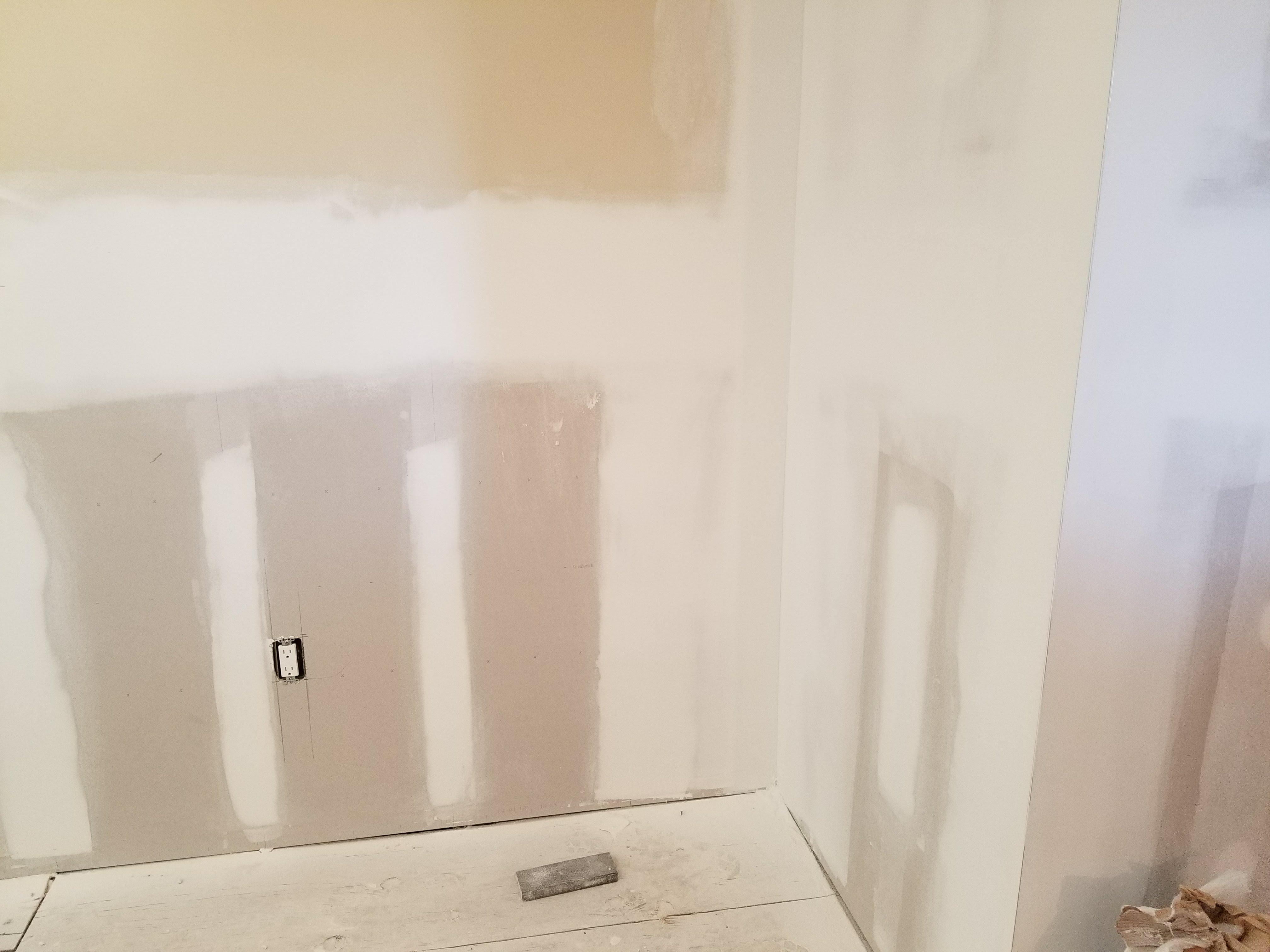 Drywall restore